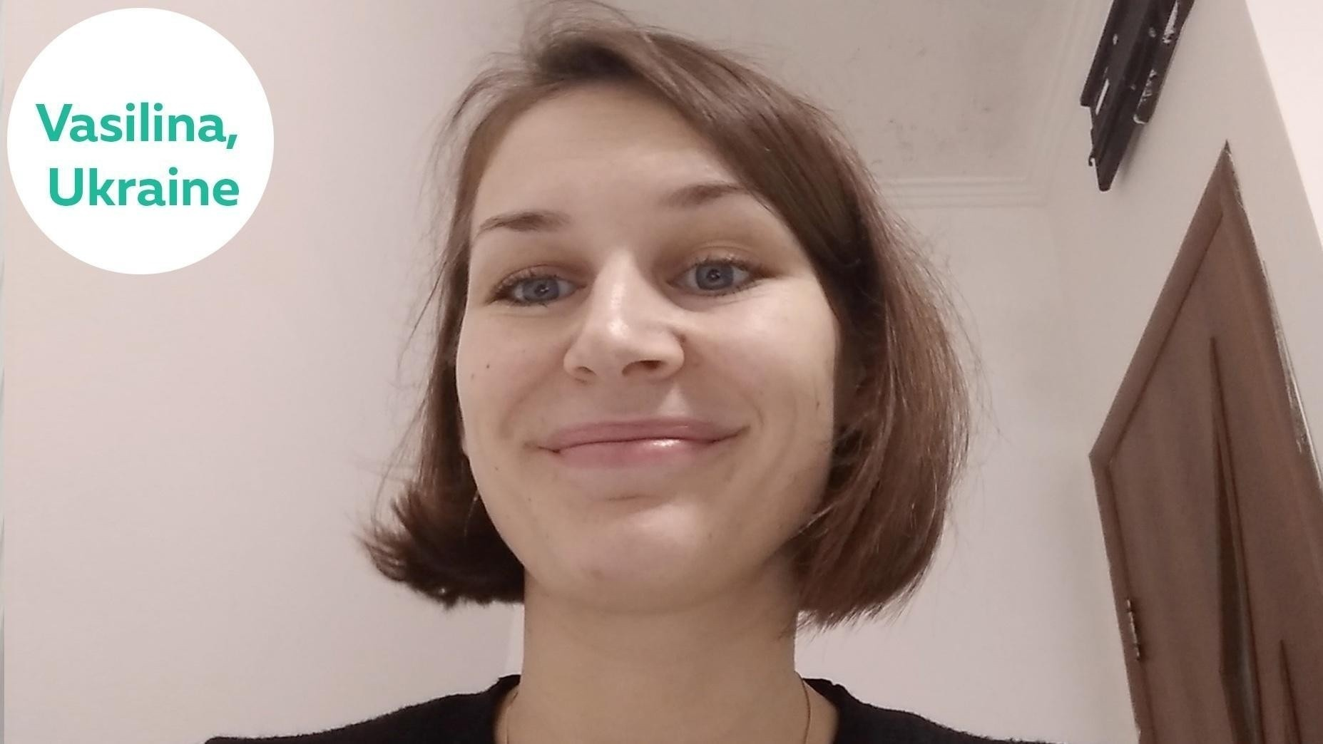 Vasilina from Ukraine shares her success story after joining the English-Everyday speaking course