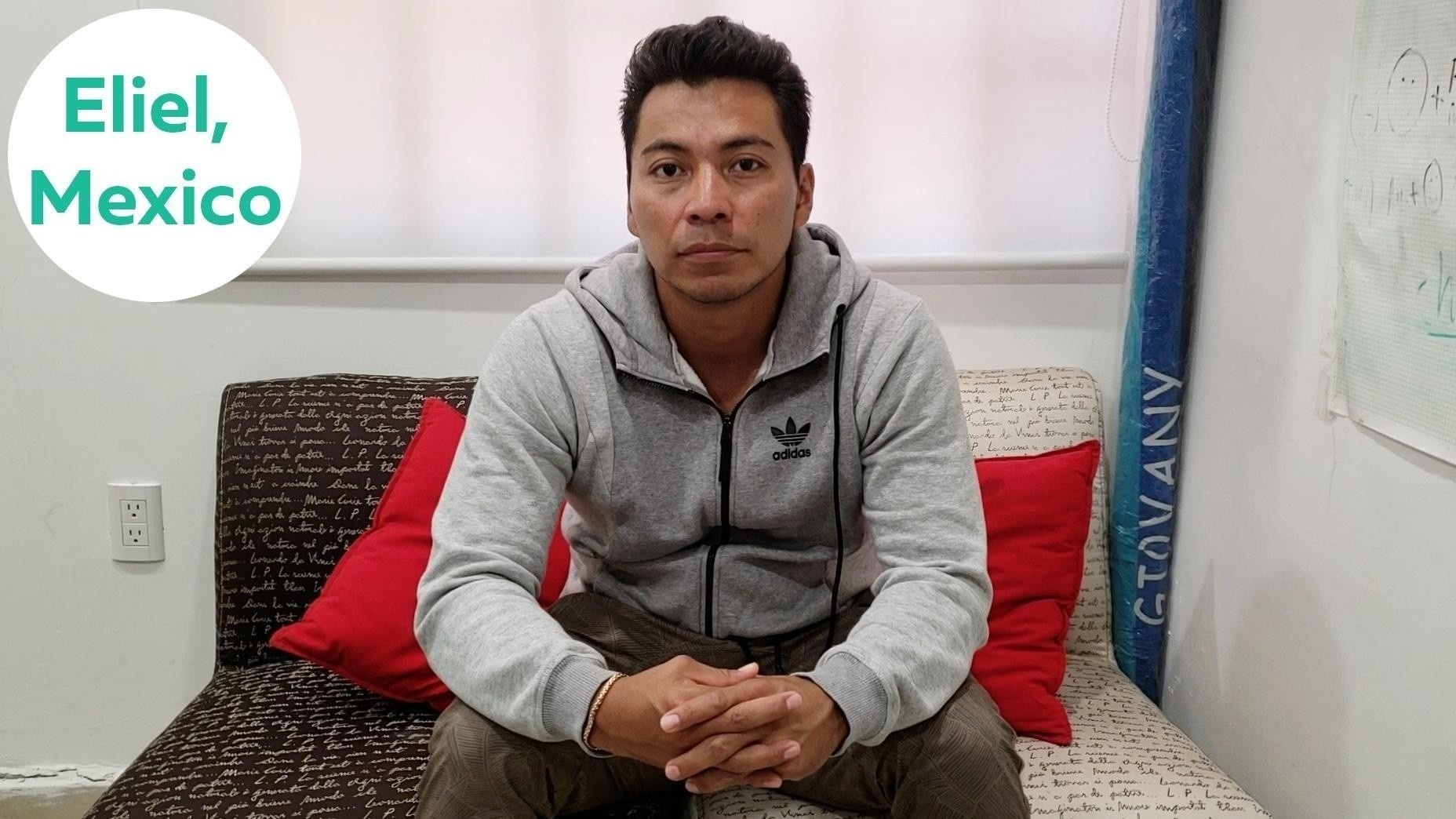 Eliel from Mexico shares his success story after joining the English-Everyday speaking course