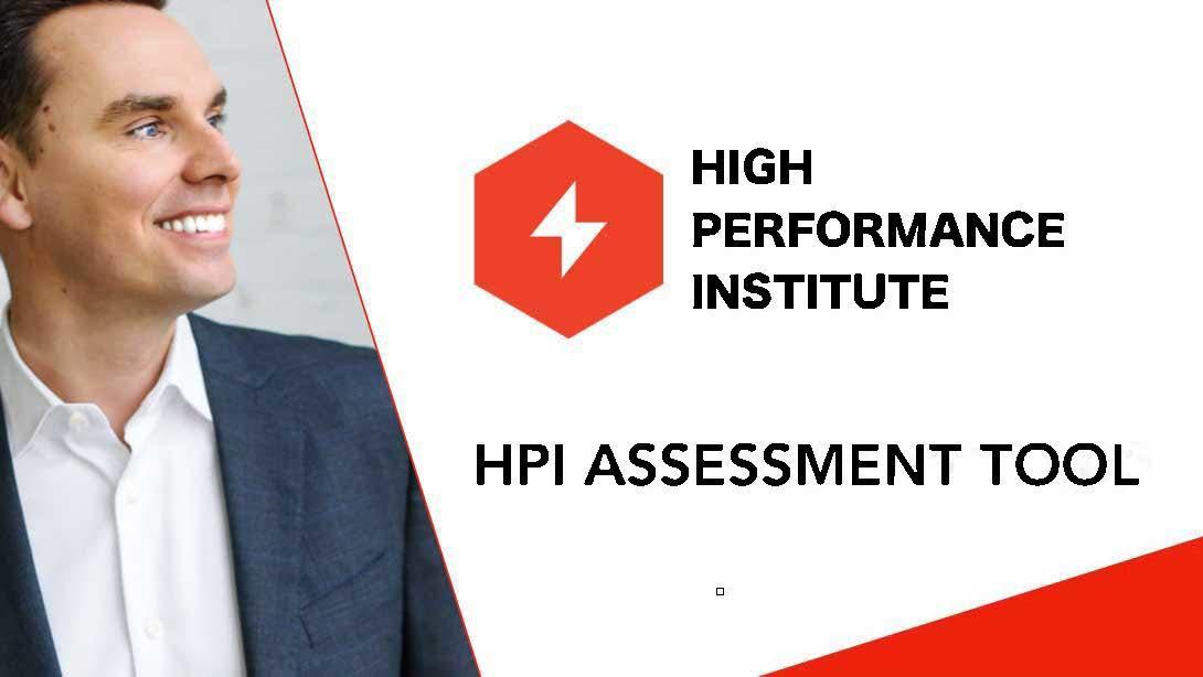 Take FREE HPI Assessment