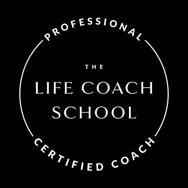 Certified by the Life Coach School
