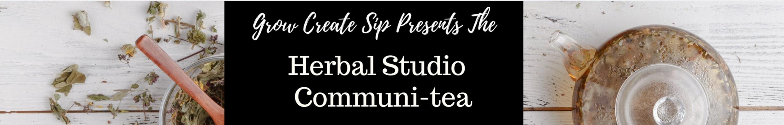 Herbal Studio Communi-tea