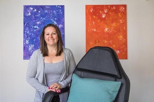 The News Portsmouth Sarah-Jane Lewis Holistic Energy Practitioner Healer Life Coach