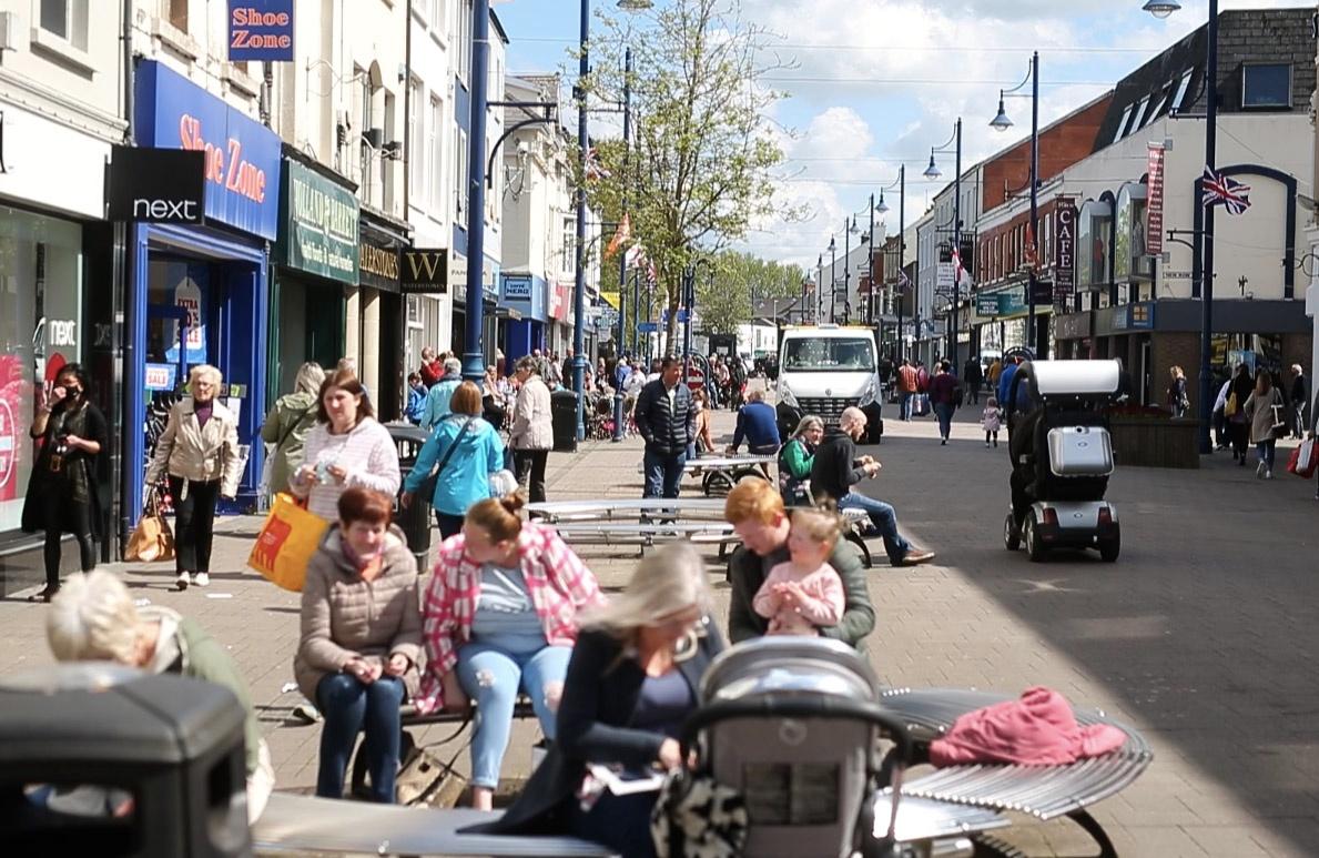 Coleraine Business Improvement District