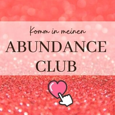 Anmeldung Abundance Club