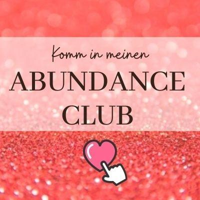 Abundance Club Anmeldung