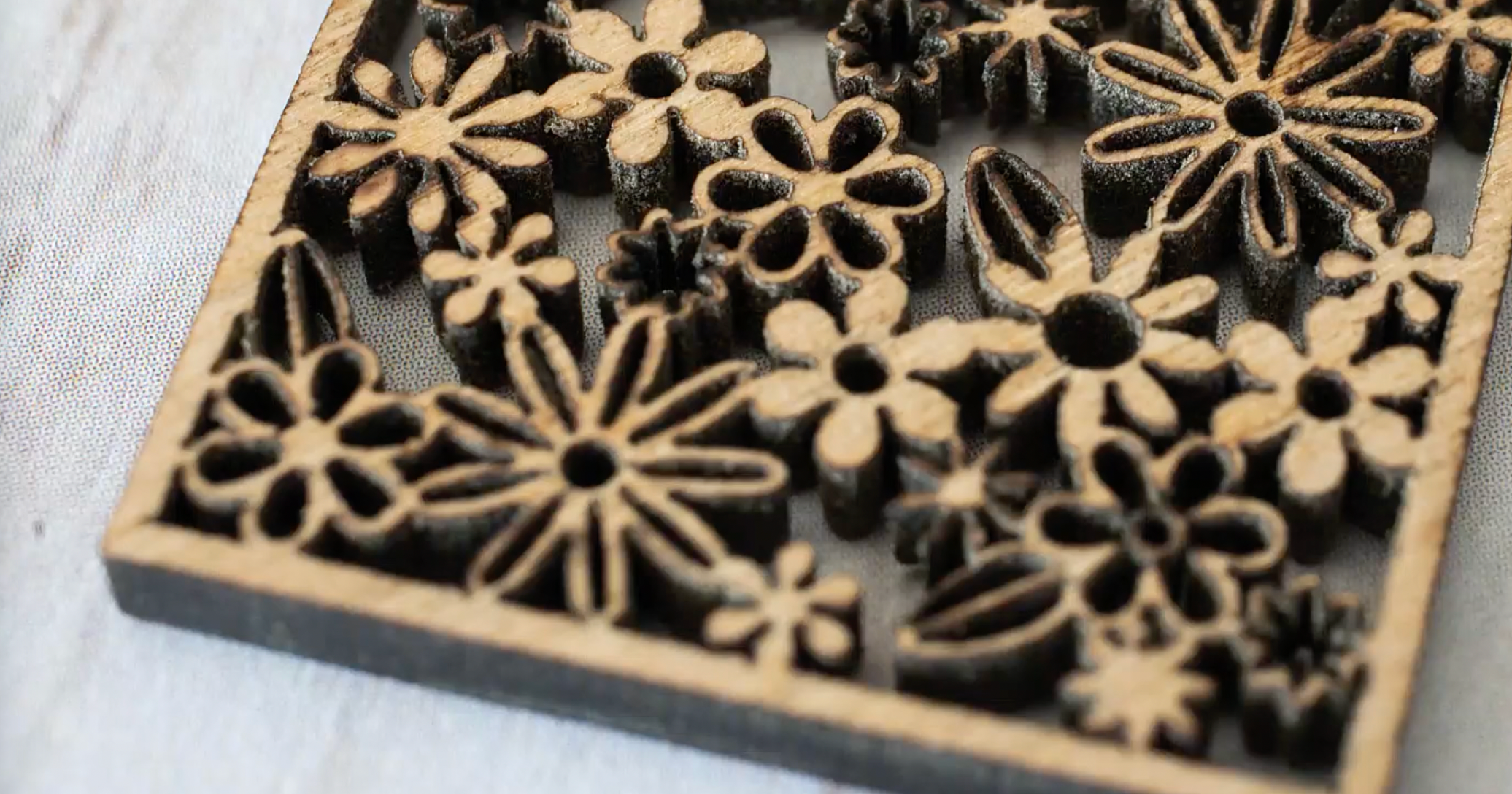 Wood Burning By Hand - A Relaxing + Versatile Craft