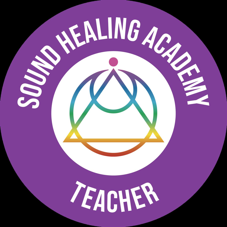 Sound Healing Academy Teacher