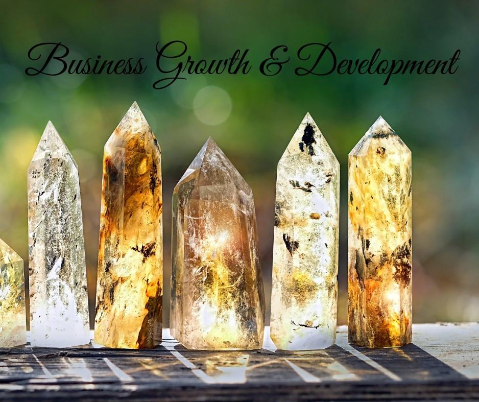 Spiritual Business Growth and Development