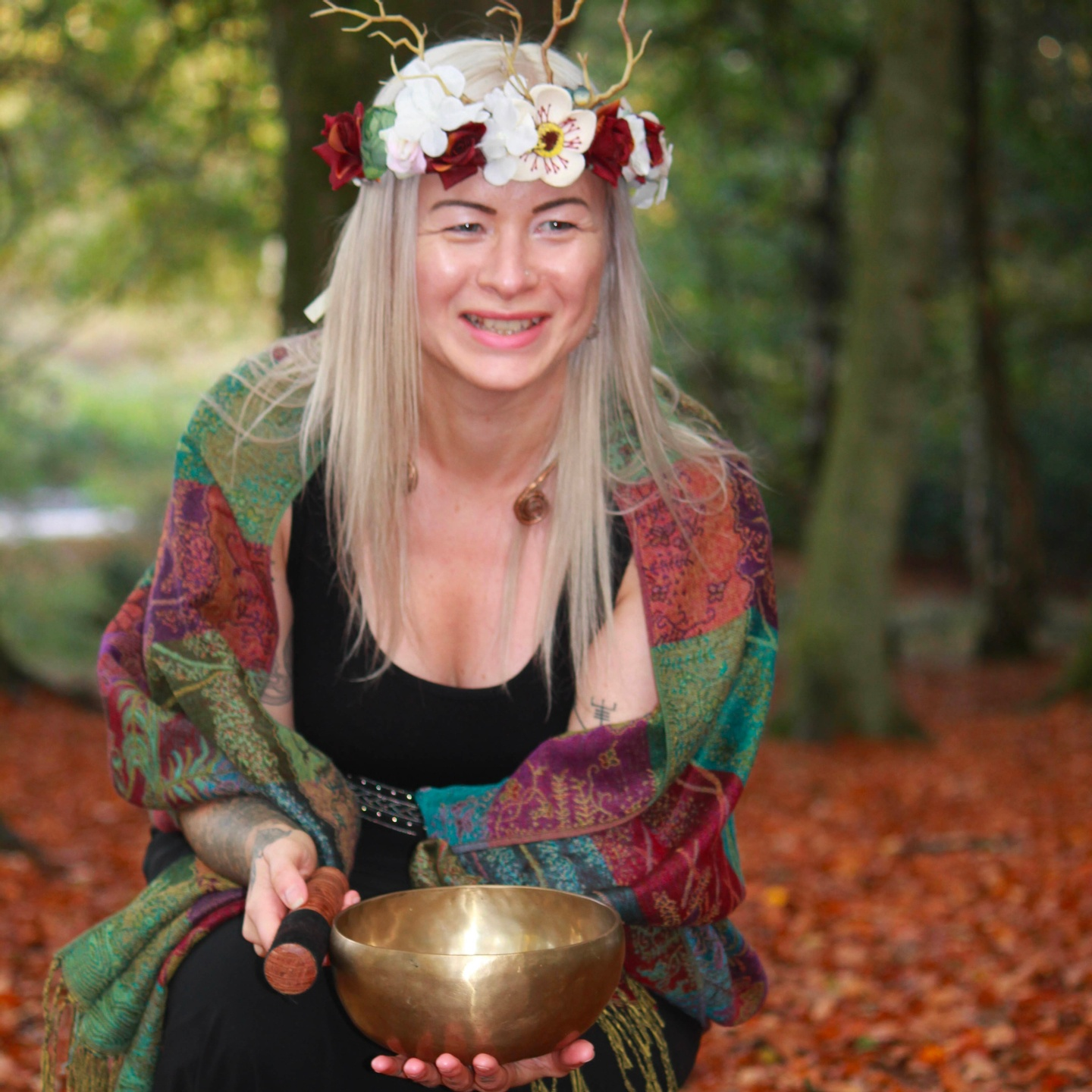 Becky Cresswell - Sound Healing in the West Midlands