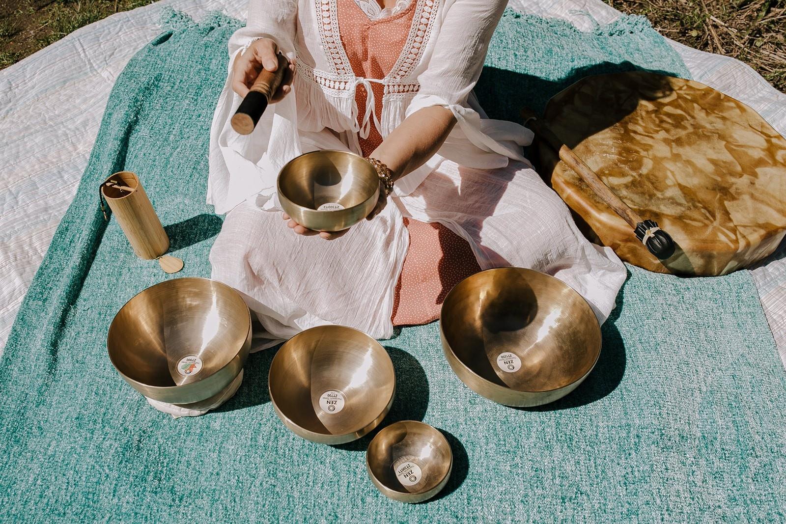 Sound Healing Ontario Canada