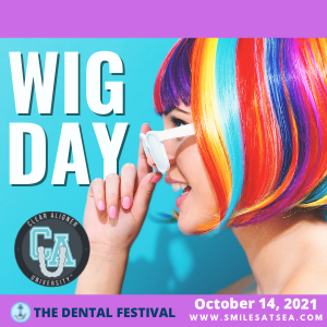 Clear Aligner University at The Dental Festival   Wig Day