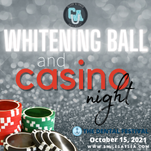 Clear Aligner University at The Dental Festival   Whitening Ball and Casino Night