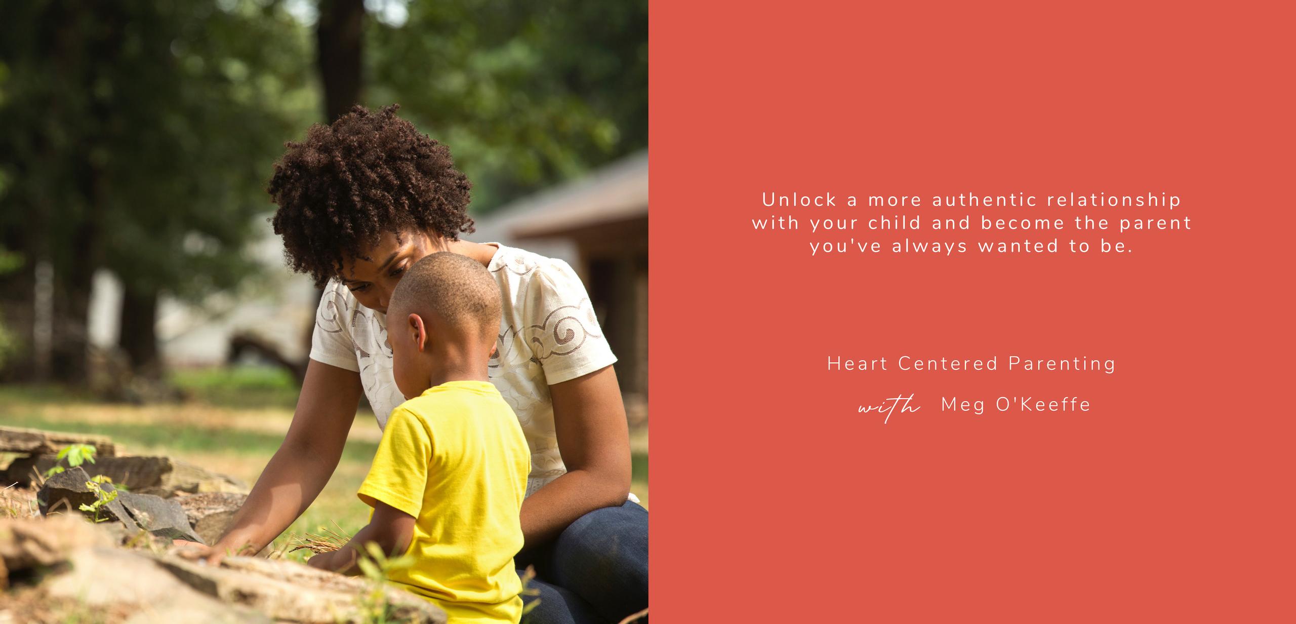 Montessori Parent Trainer and Conscious Parenting Coach Meg O'Keeffe Portland, OR