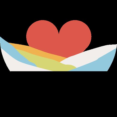Heart Centered Parenting Logo Portland Oregon Meg O'Keeffe