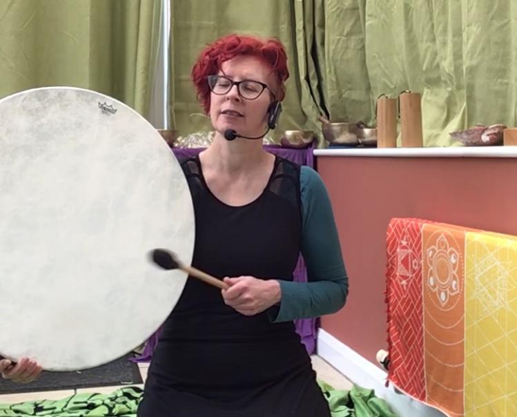 Helen - Sound Healing in the West Midlands