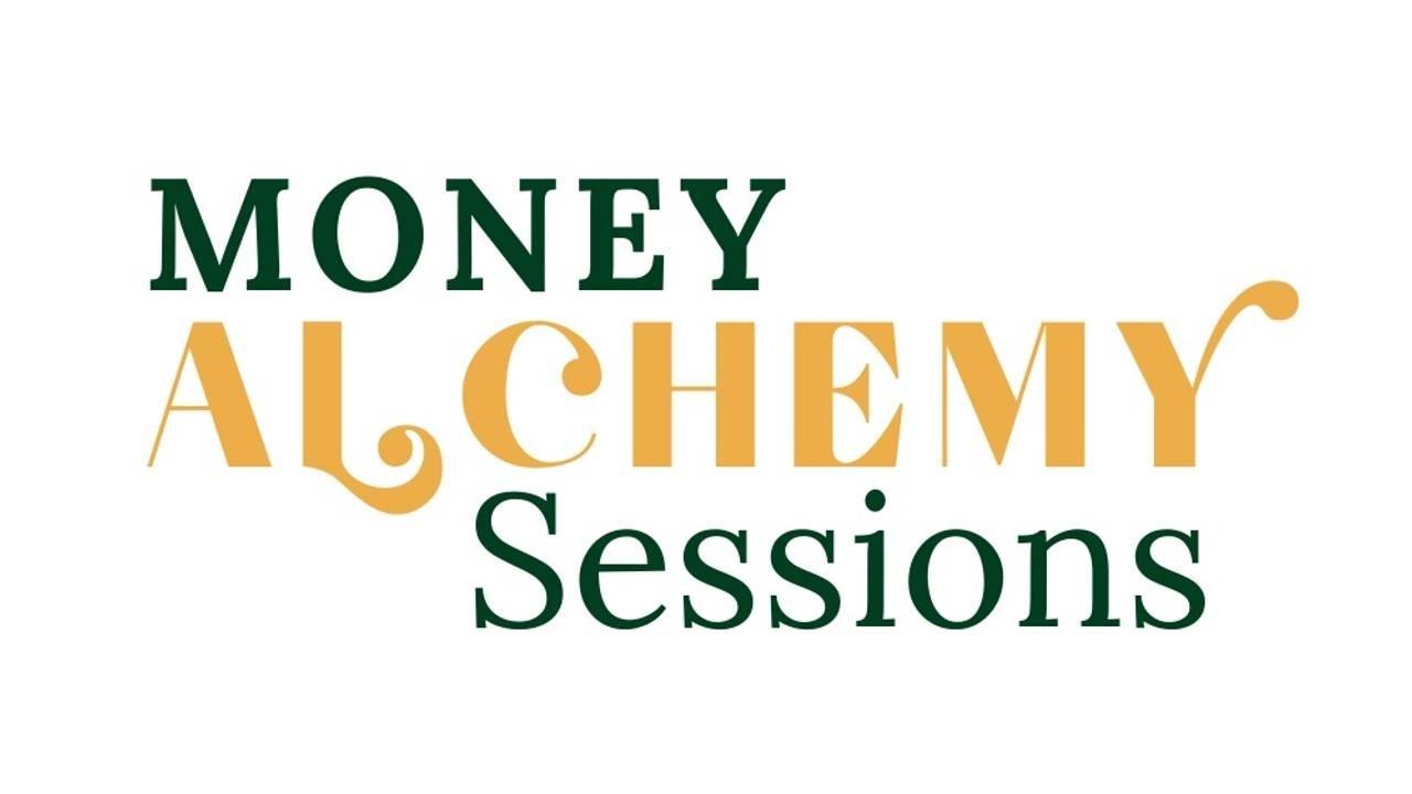Money Alchemy Sessions Logo