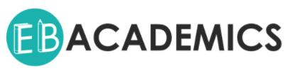 EB Academics logo