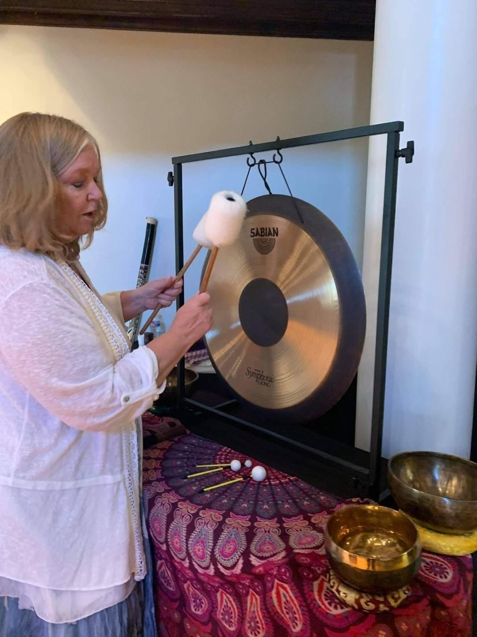 Barbara Zago - Sound Healing in Idaho