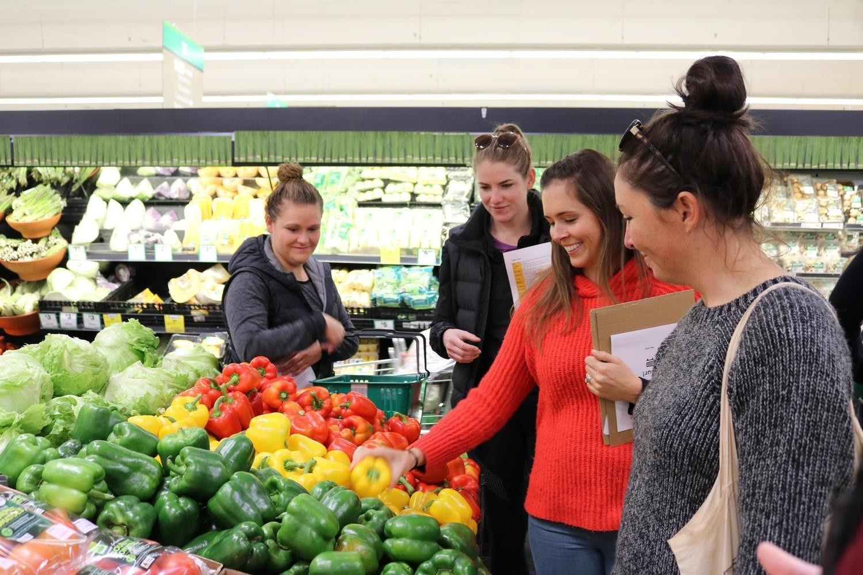 Dietitian Supermarket Tour