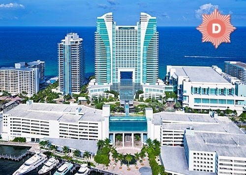 Clear Aligner University at The Dental Festival   Stay in The Diplomat Beach Resort
