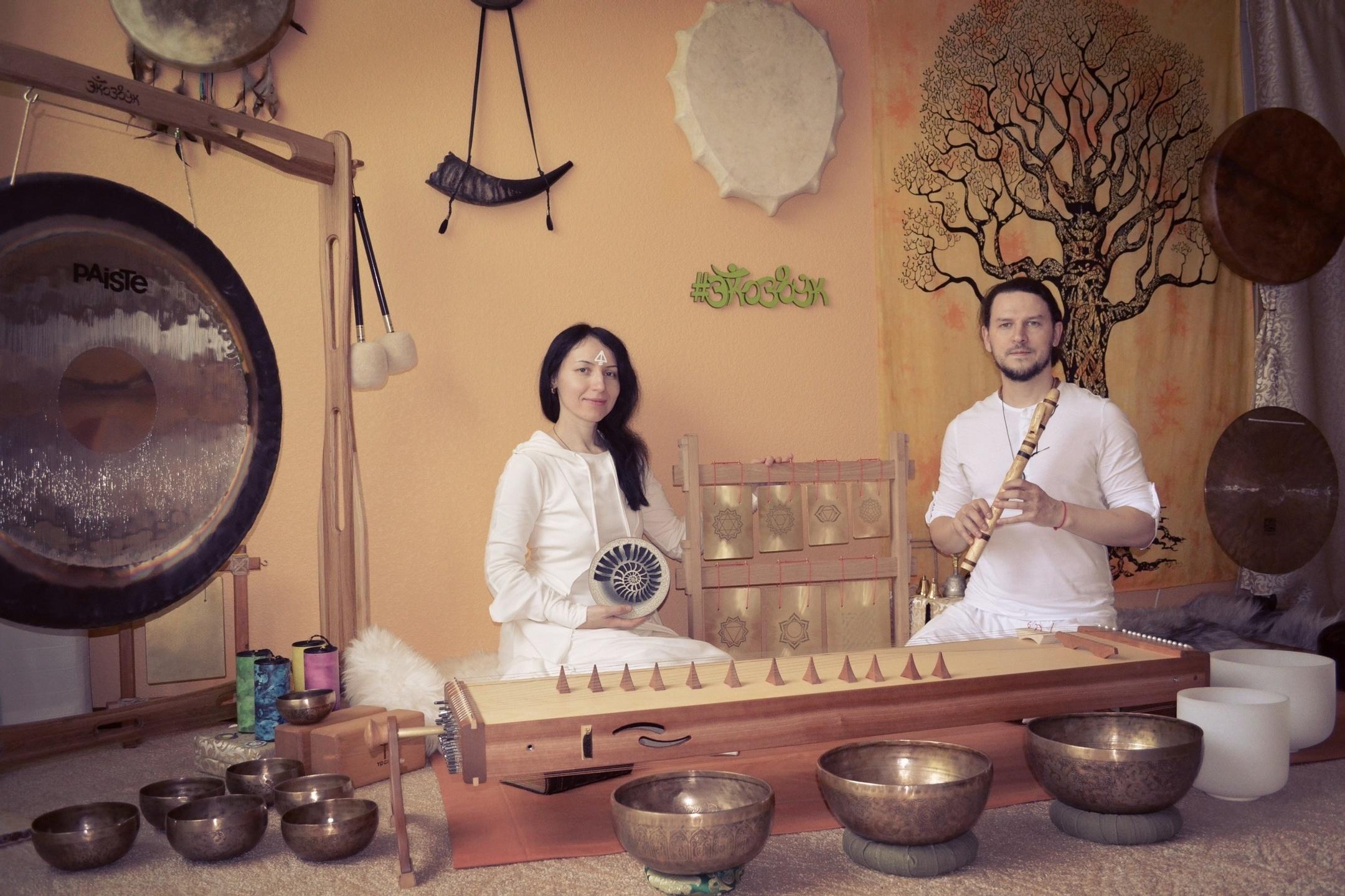 Yana - Sound Healing in Russia