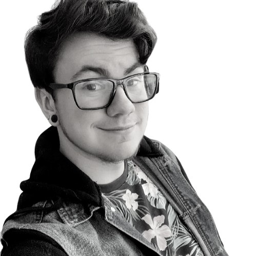 Isaac Cook (he/they)