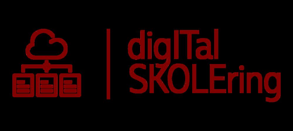 digITal SKOLEring logo