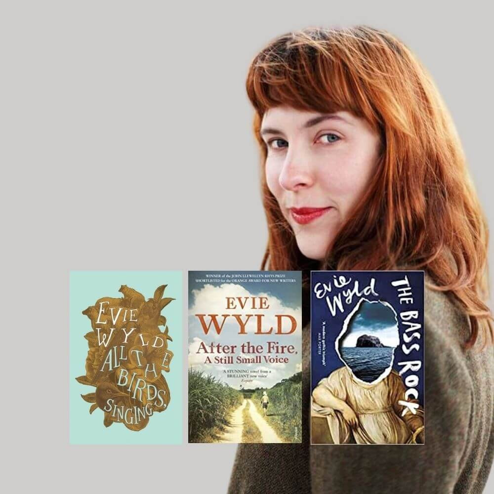 Online writing classes with Evie Wyld