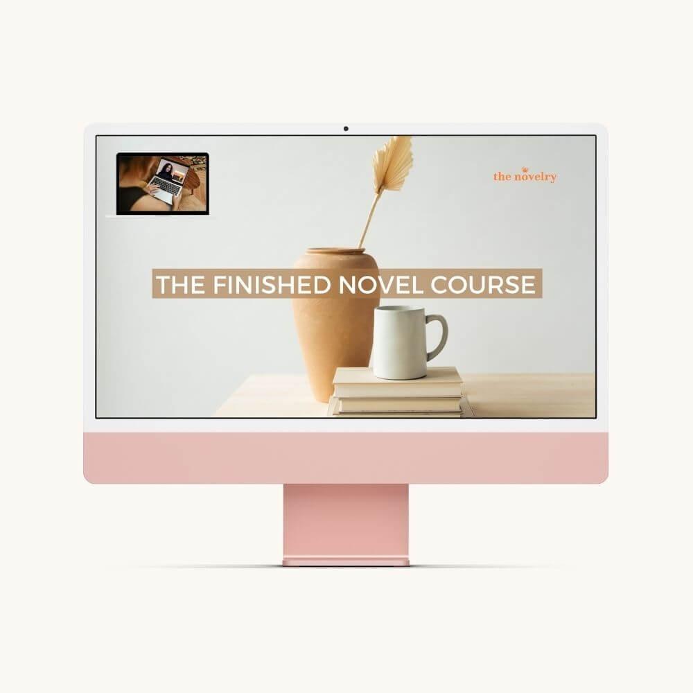 novel writing course beginners