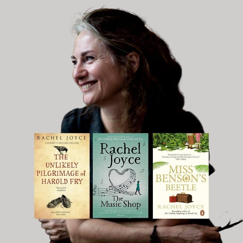 Online writing classes with Rachel Joyce