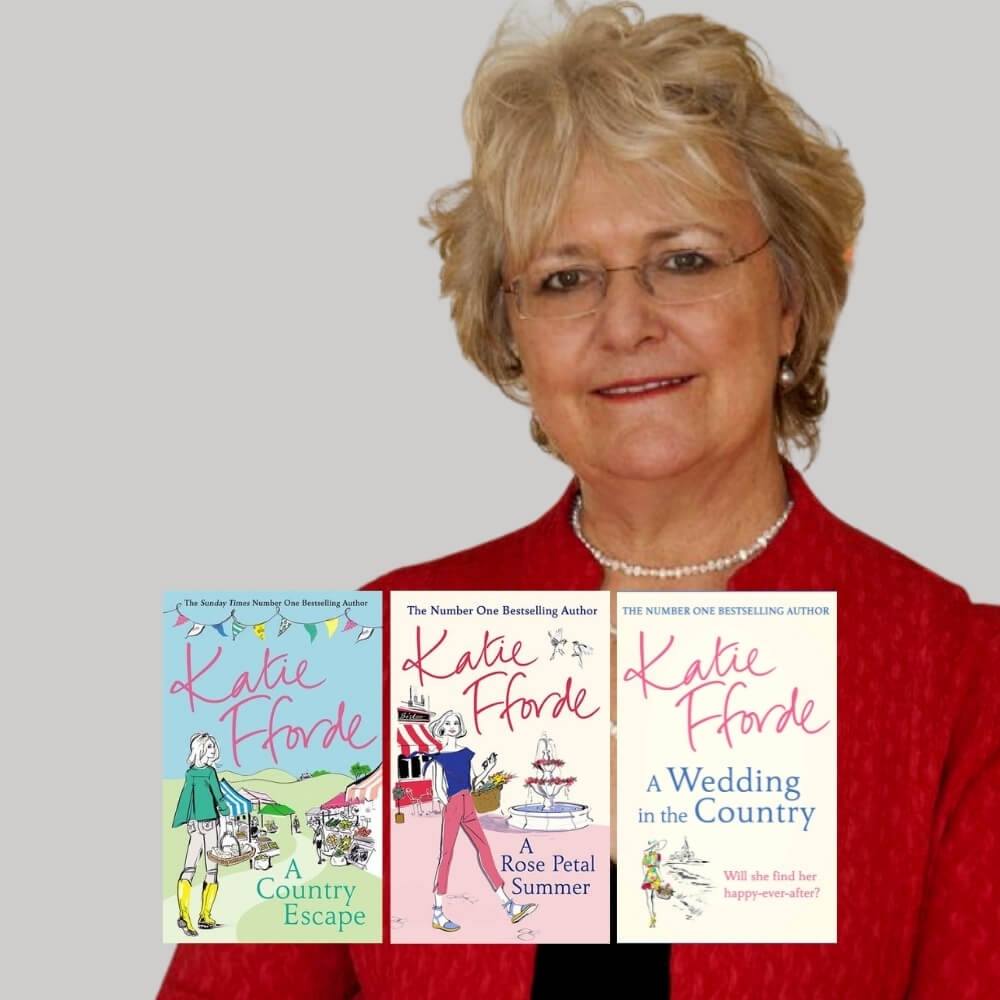 Online writing classes with Katie Fforde