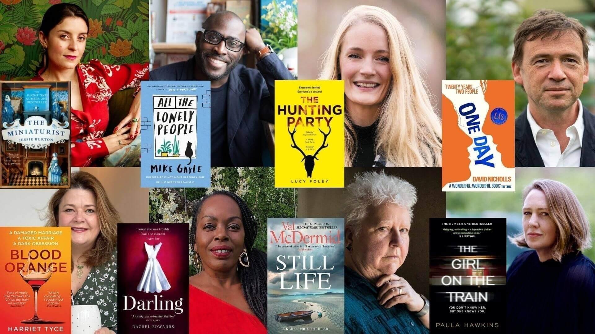 novel writing course authors