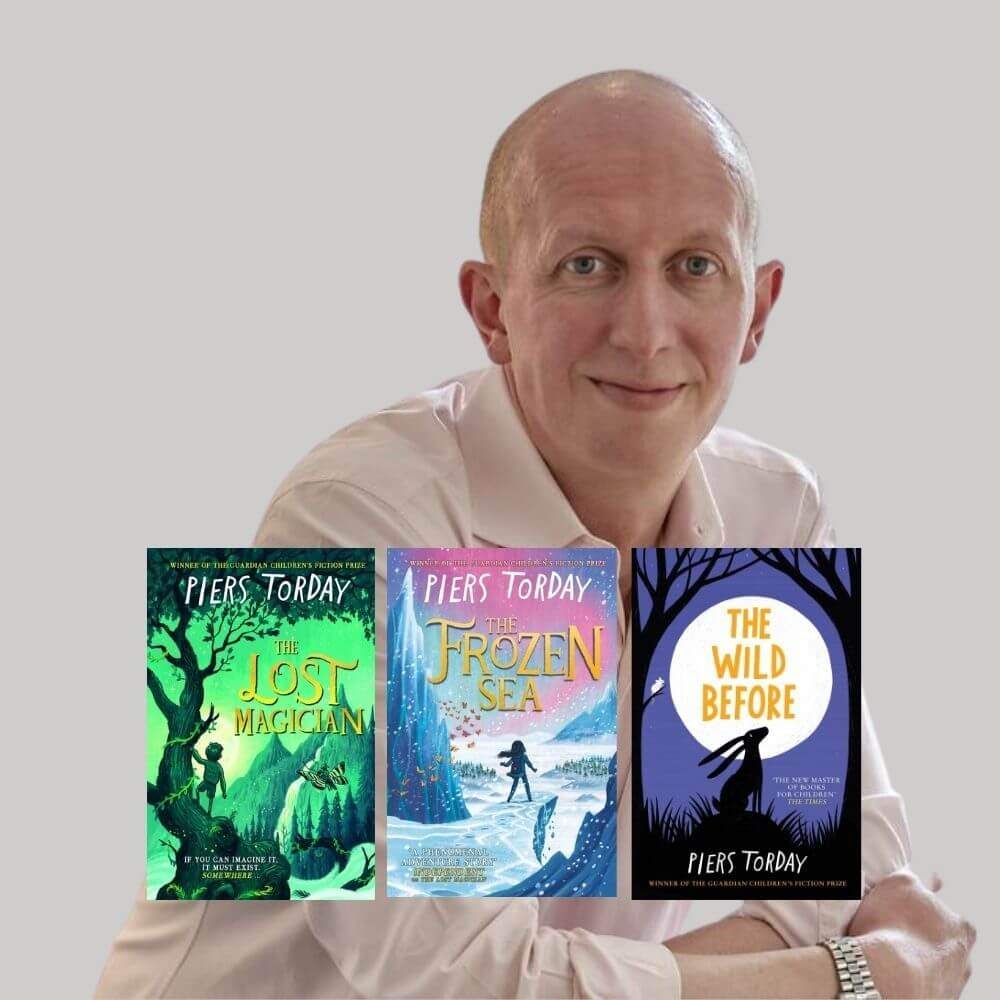Online writing classes with Piers Torday