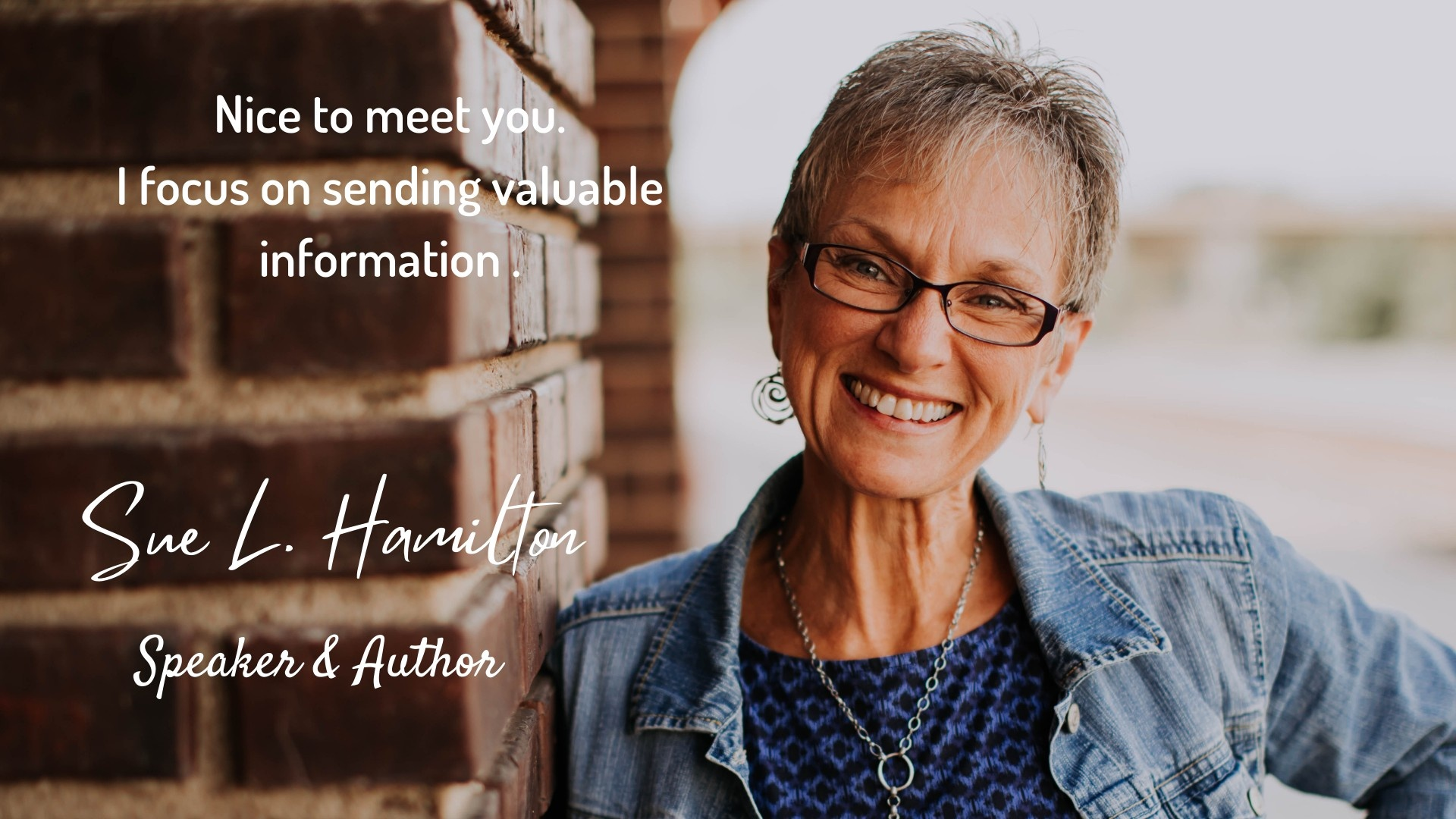 Join the Journey with Sue