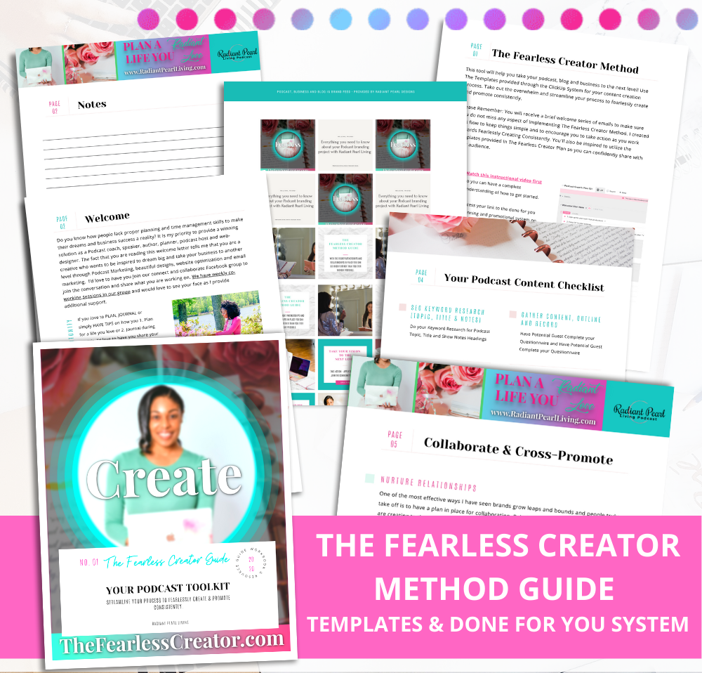 The Fearless Creator Method Guide