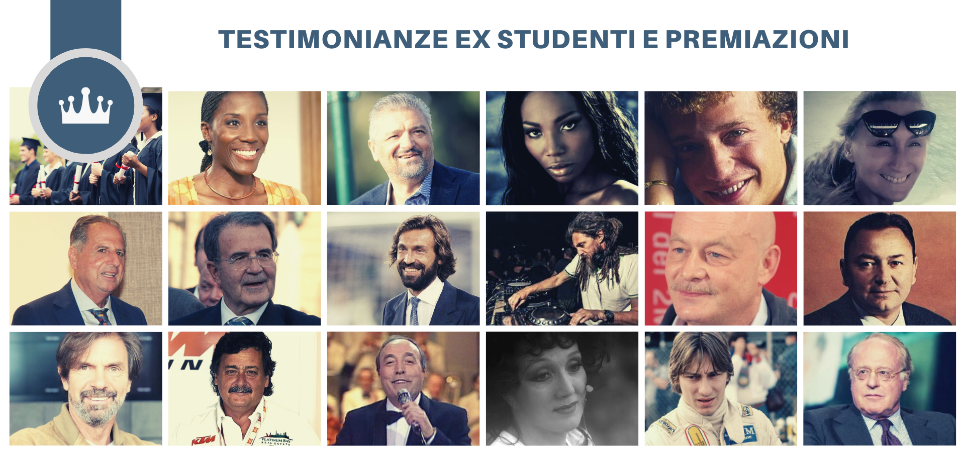 Award e Premi Internazionali Università Popolare di Milano