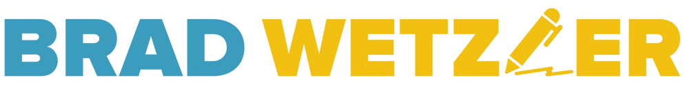 brad wetzler writing coach logo