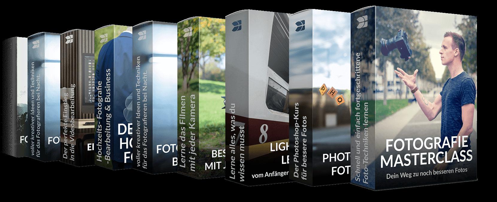 Fotografie Akademie - gehe den nächsten Schritt in deiner Fotografie