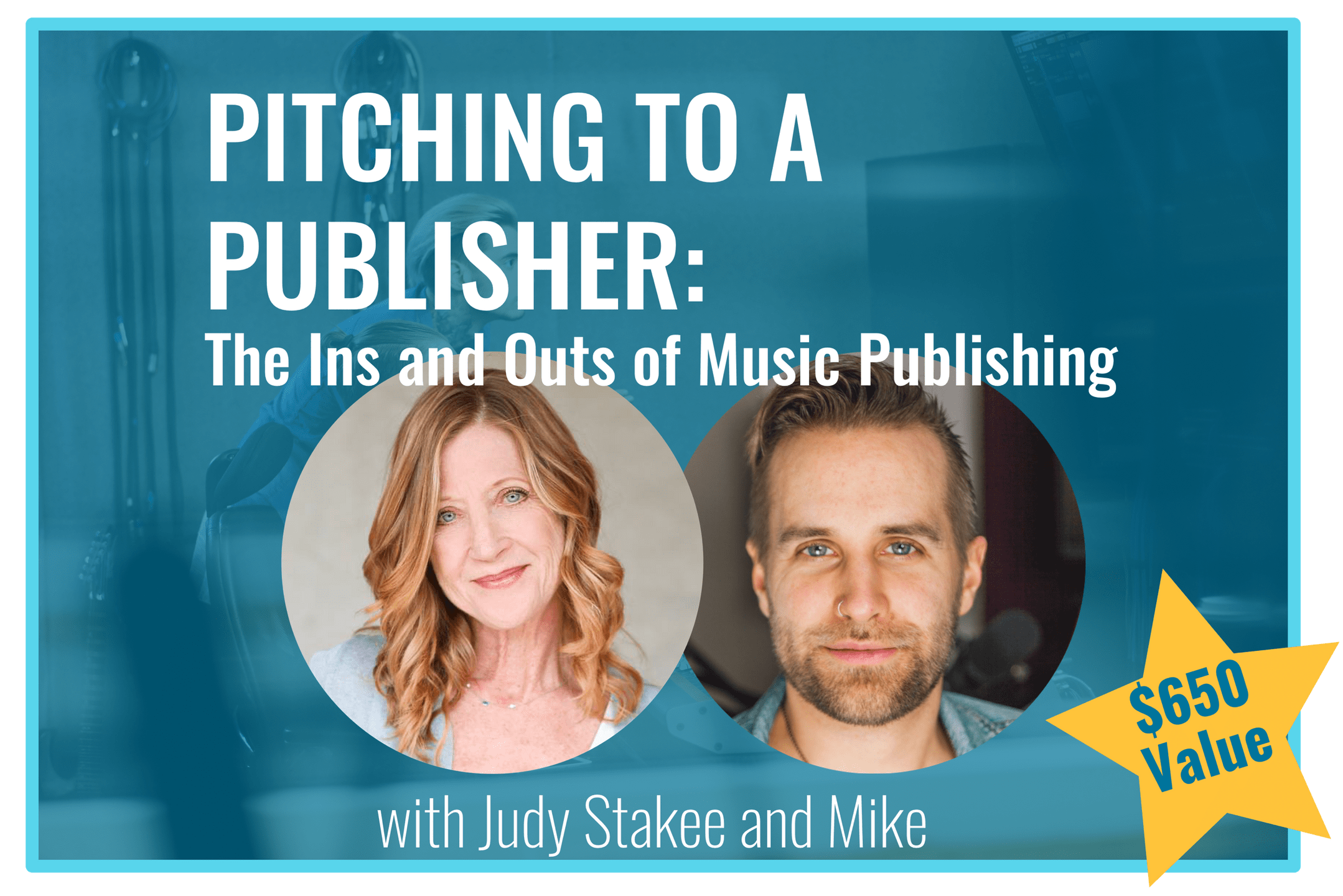 How to Pitch to a Publisher, Judy Stakee