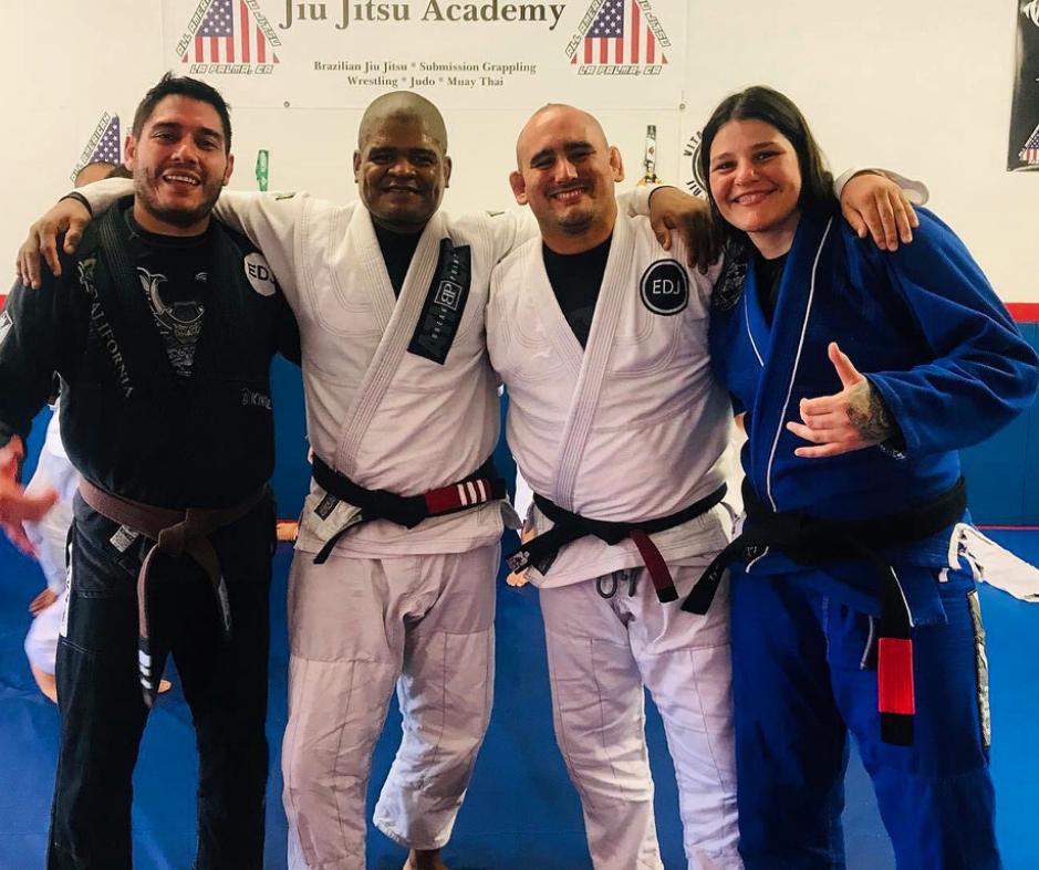 Brazilian Jiu Jitsu Association