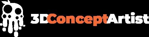 3D Concept Artist logo