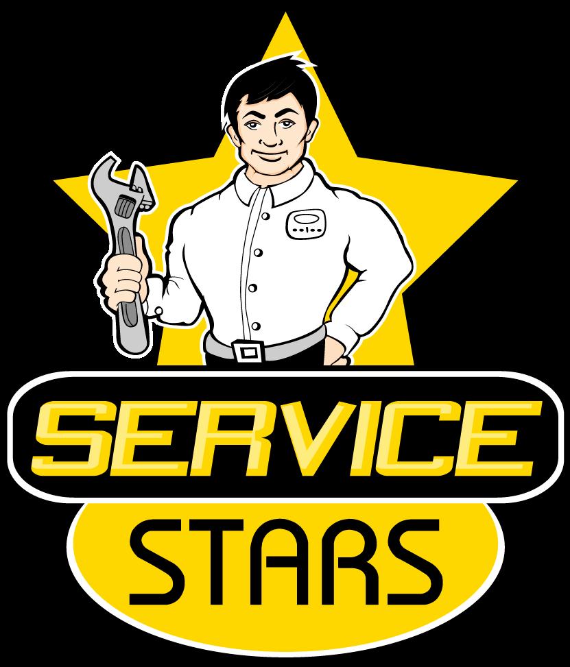 Service Stars Footer Logo