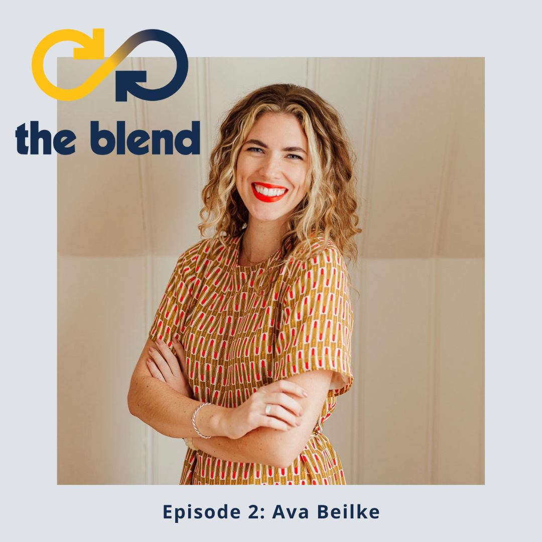 Episode Art for The Blend Podcast Episode 2