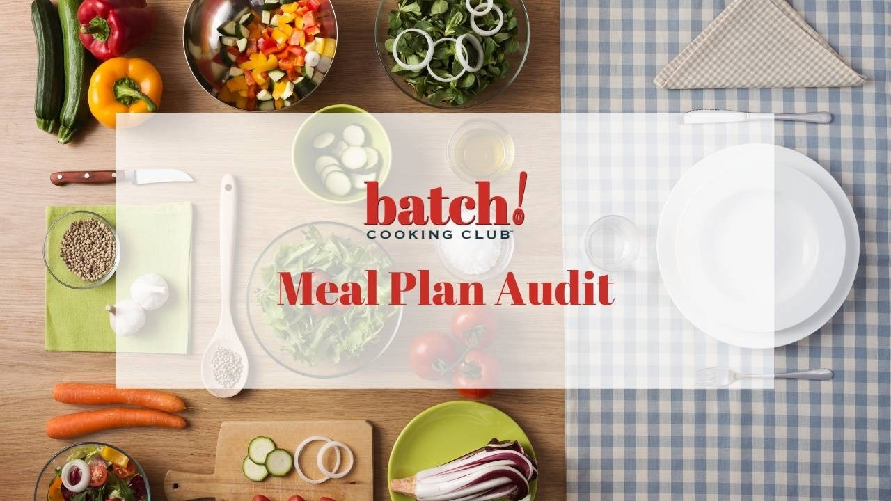 Batch Cooking Club