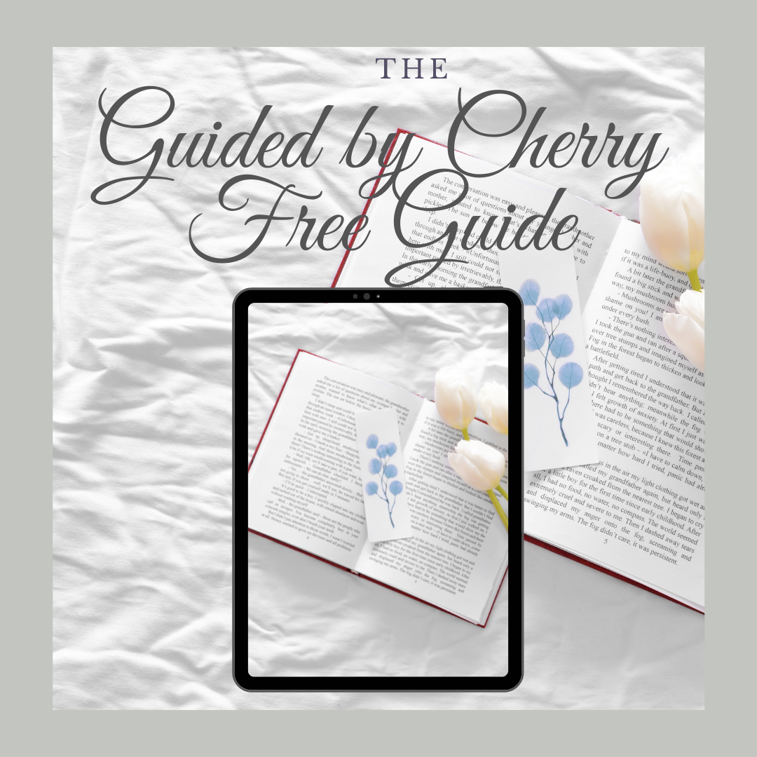 Guided by Cherry Self-Care Workbook