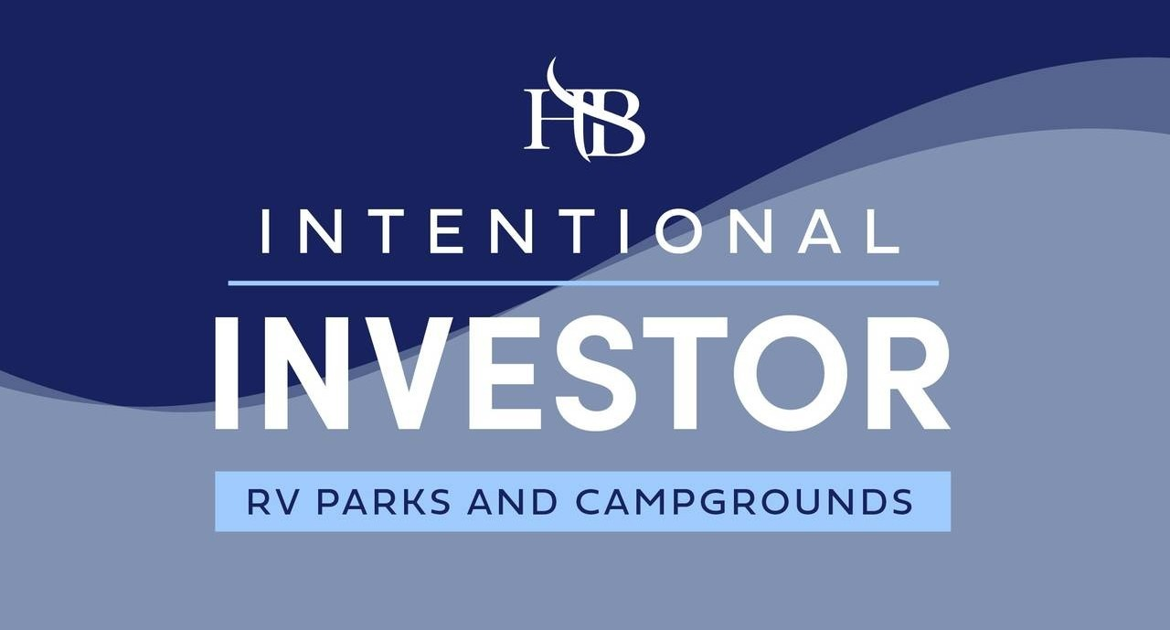The Intentional Investor: RV Parks and Campgrounds