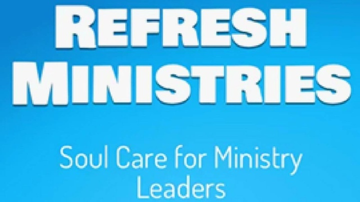 Refresh Ministries Log In