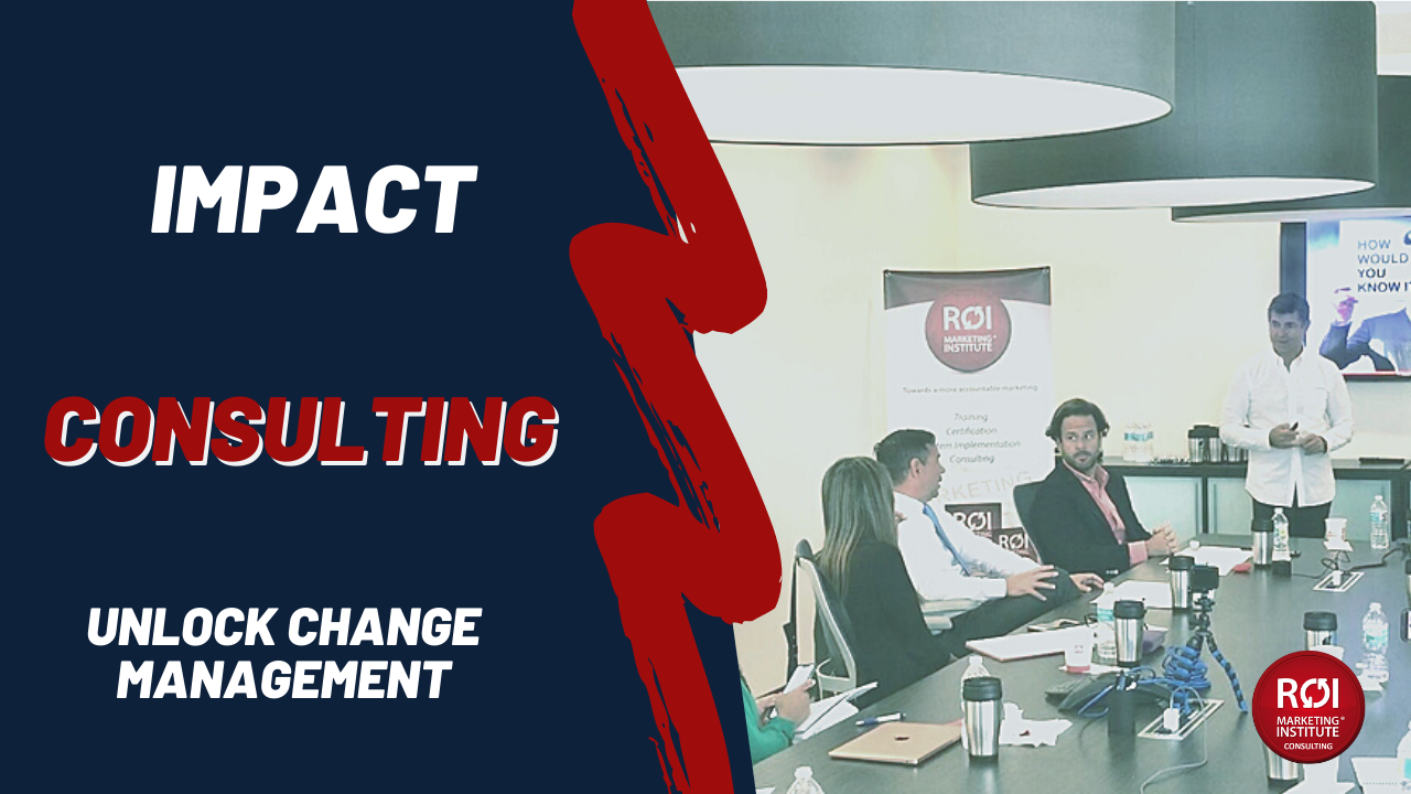 What is the best change management consulting program?