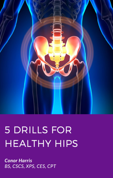 5 Drills for Healthy Hips