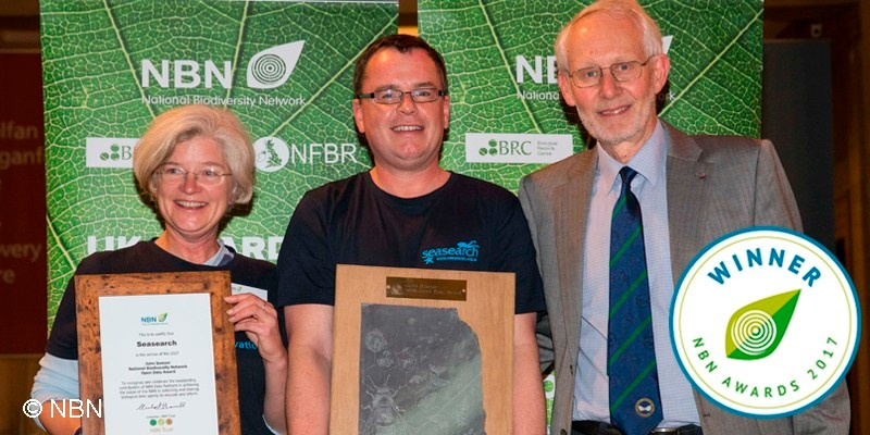 Seasearch winners at NBN awards 2017
